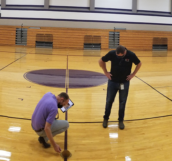 gym floor questions answered